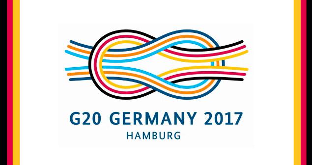 G20 GERMANY 2017 - HAMBURG